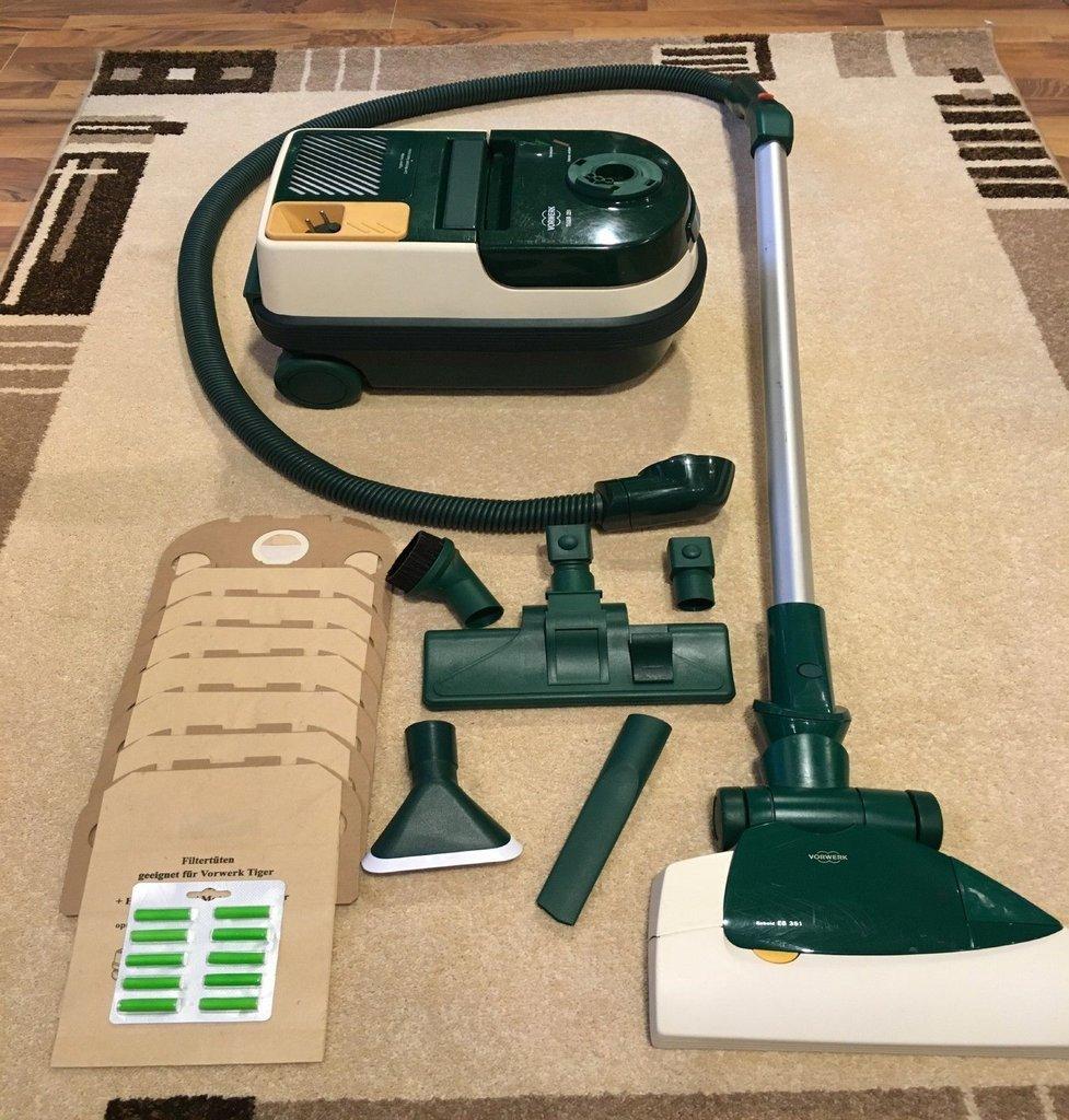 vorwerk tiger 251 eb 350 mit geeigneten zubeh rpaket. Black Bedroom Furniture Sets. Home Design Ideas